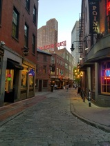 Exploring Boston!